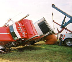Heavy Duty Towing, Roadside Assistance and Accident Recovery
